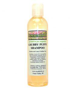 Grubby-Puppy-Shampoo-Royal-Herbs